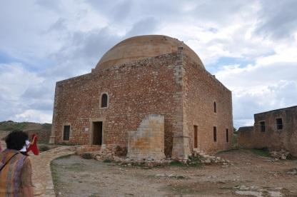 Retymnon, İbrahim Paşa mosque